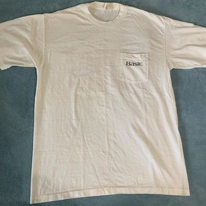 Vintage basic T-shirt